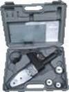Комплект сварочного оборудования для полипропиленовых труб Black Gear 99504